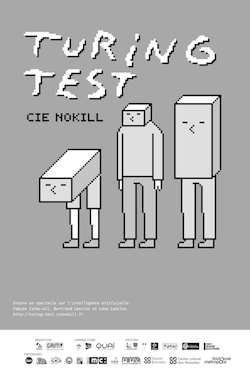 Affiche Turing Test